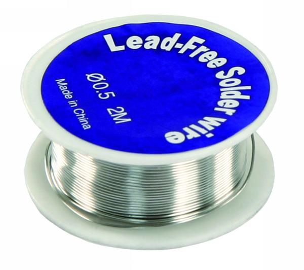 Stagno 0,5mm 10g Lead Free
