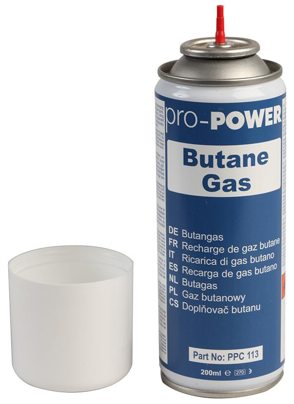 WELDER GAS gas butano 200ml