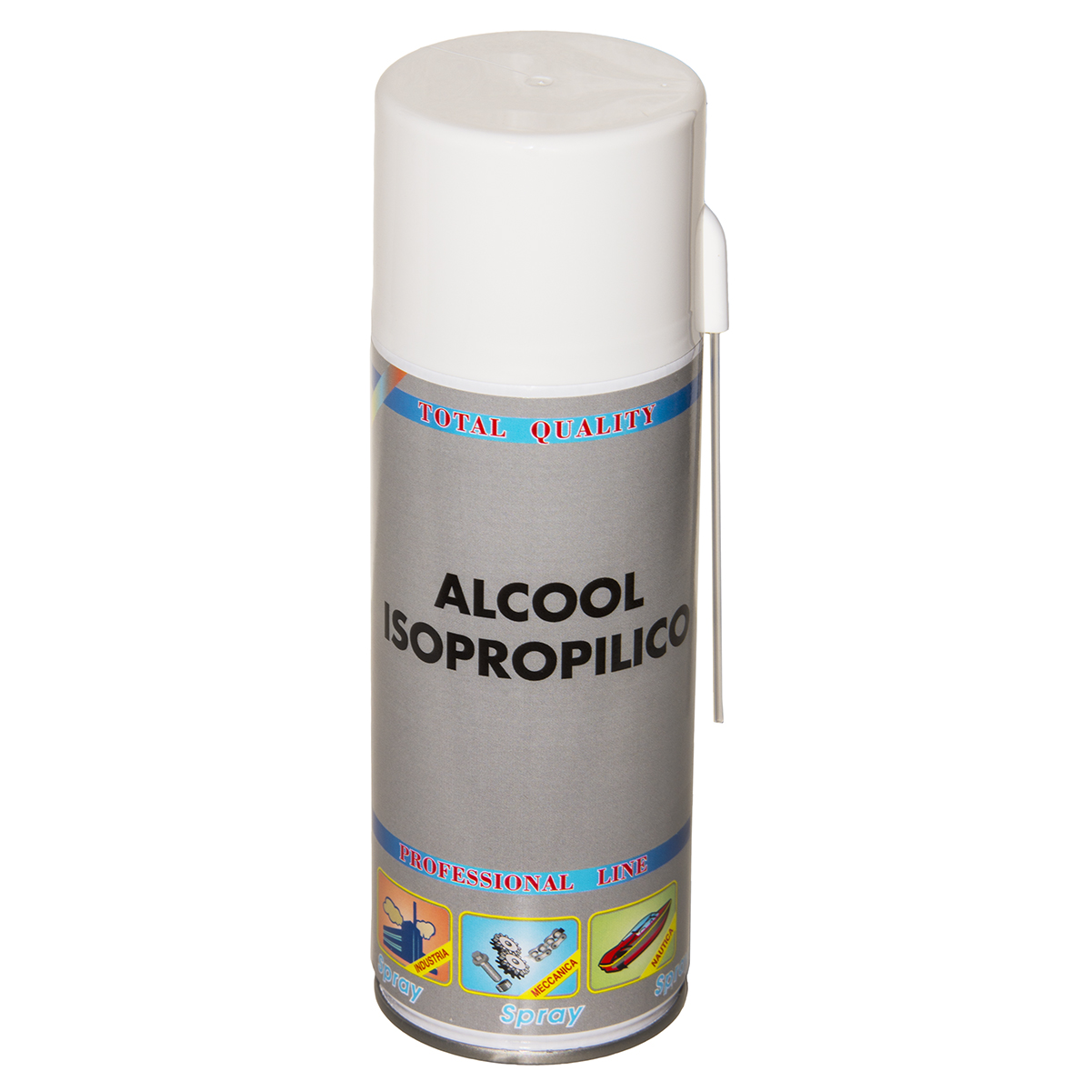 Alcool Isopropilico 400ml